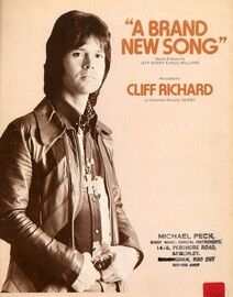 A Brand New Song: Cliff Richard