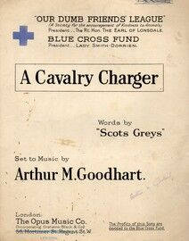 A Cavalry Charger,