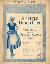 A Little Dutch Girl - Piano Selection