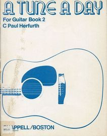 A Tune A Day for Guitar - Book Two