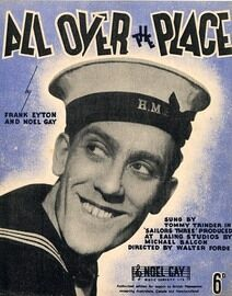 All Over The Place - Song Featuring Tommy Trinder Sailors Three