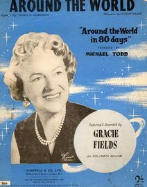 Around the world - Song - Featuring Gracie Fields