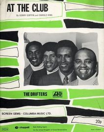 At the Club - The Drifters