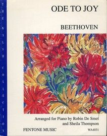 Beethoven,arranged by Robin de Smet and Sheila Thompson