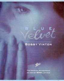 Blue Velvet - As performed by Bobby Vinton