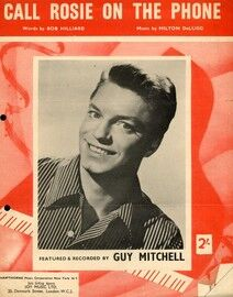 Call Rosie on the Phone, Guy Mitchell