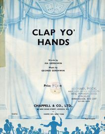 Clap Yo' Hands - From the musical comedy