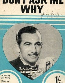 Dont ask me Why: Jack Payne Band, Maurice Winnick