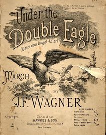 Double Eagle - March for Piano Solo - Op. 159