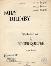 Fairy Lullaby