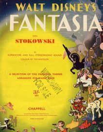 Fantasia -  Piano Selection from Walt Disney's Masterpiece