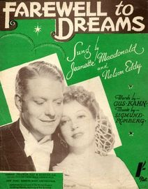 Farewell to Dreams - Song Featuring Jeanette MacDonald and Nelson Eddy