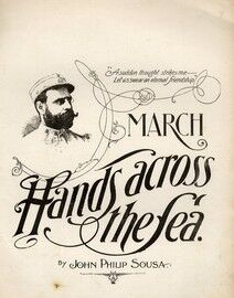 Hands Across the Sea: March