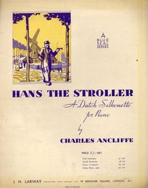 Hans the Stroller: for piano