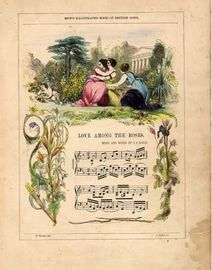 Hows Illustrated Book of British Song, including Love Among the Roses, Heres to the Maiden of Blushing Fifteen, The Maid of Llanwellyn, O Nanny Wilt T