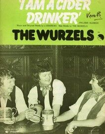 I Am a Cider Drinker - Featuring The Wurzels