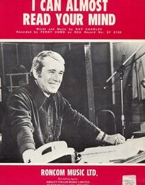 I Can Almost Read Your Mind - Perry Como