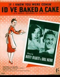 If I knew you were comin I'd ve Baked A Cake - Featuring Kitty Bluett & Bill Kerr