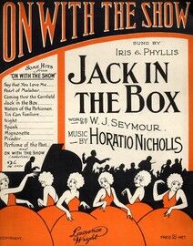 Jack In The Box, From On With The Show.