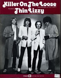 Killer on the Loose: Thin Lizzy