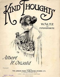 Kind Thoughts - Waltz for pianoforte