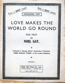 Love Makes the World Go Round - From