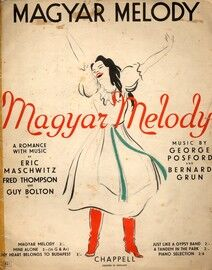 Magyar Melody - A Romance with Music - Song