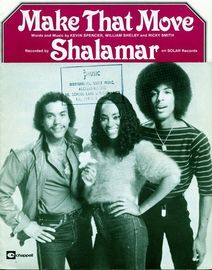 Make That Move - featuring Shalamar