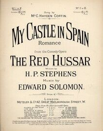 My Castle in Spain. From The Red Hussar