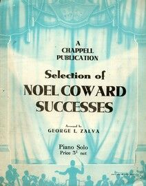 Noel Coward Successes - Piano Selection
