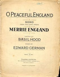 O Peaceful England - From the Opera