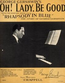 Oh! Lady, Be Good - from the Warner Bos. film \