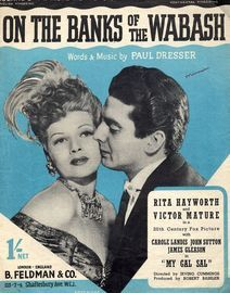 On the banks of the Wabash - As performed by Rita Hayworth, Victor Mature