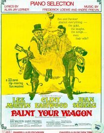 Paint Your Wagon - Piano Selection