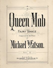 Queen Mab. Fairy Dance composed for the Piano