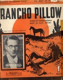 Rancho Pillow, featuring Henry Hall
