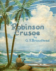 Robinson Crusoe: 8 short piano pieces