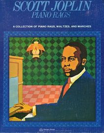 Scott Joplin Piano Rags - Book No.2 - A collection of piano rags, waltzes and marches