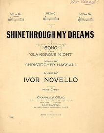 Shine Through My Dreams - Song from