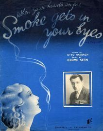 Smoke gets in your eyes - featuring Kathryn Grayson, The Platters, Lew Stone