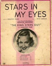 Stars in My Eyes - From The Film ''The King Steps Out'' - Featuring Grace Moore