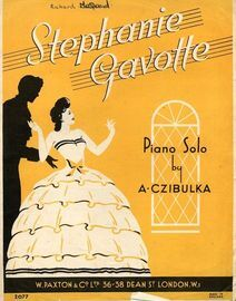 Stephanie Gavotte and General Grants Grand March