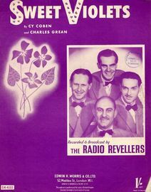 Sweet Violets - Song - Featuring The Radio Revellers