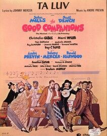 Ta Luv - Song As performed by John Mills and Judi Dench in Good Companions