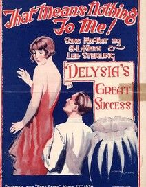 That Means Nothing to Me -  Delysia's Great Success