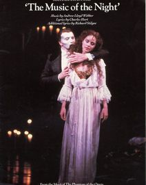 The Music of the Night - The Phantom of the Opera. Andrew L Webber.M Crawford. S Brightman.