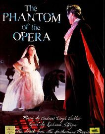 The Phantom of the Opera - Song - Featuring Sarah Brightman & Steve Harley