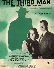 The Third Man - The Harry Lime Theme - from