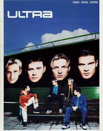 Ultra, Piano, Vocal, Guitar
