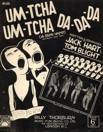 Um Tcha Um Tcha Da Da Da (A semi Vamp). The Four Harmony Kings